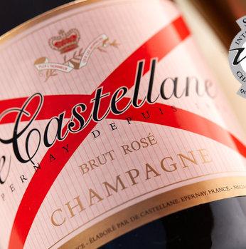 Champagne castellane millesime 2012